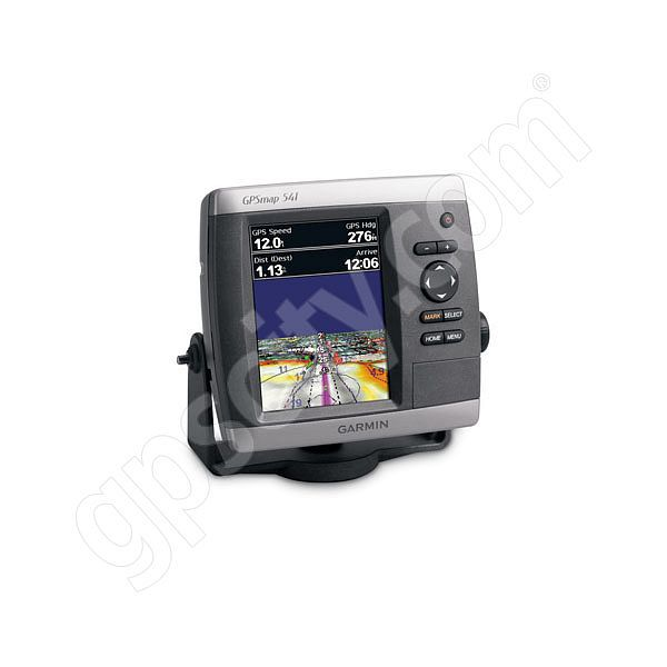 Garmin GPSMAP 541s Sounder Additional Photo #1