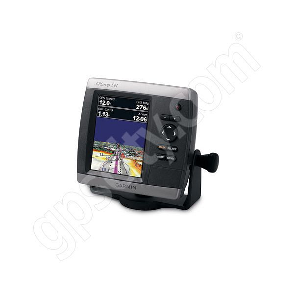Garmin GPSMAP 541s Sounder with Dual Frequency Transducer Additional Photo #2