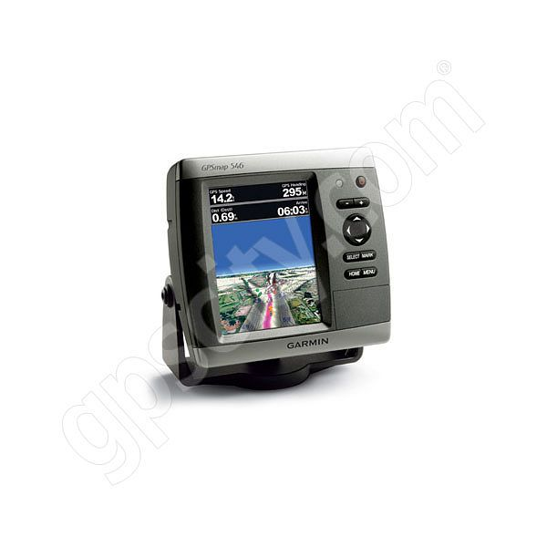 Garmin GPSMAP 546s Sounder with Dual Frequency Transducer Additional Photo #1
