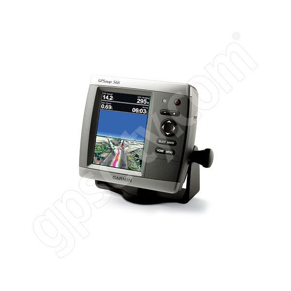 Garmin GPSMAP 546s Sounder with Dual Frequency Transducer Additional Photo #2