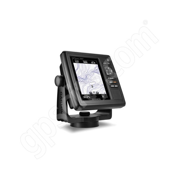 Garmin GPSMAP 547 with Preloaded U.S. Lakes and U.S. BlueChart g2 Additional Photo #1