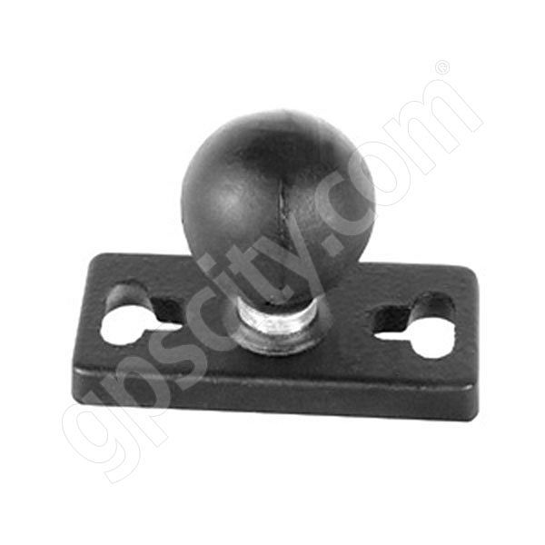 RAM Mount Rectangular Bosch Base on 1.5 inch Ball