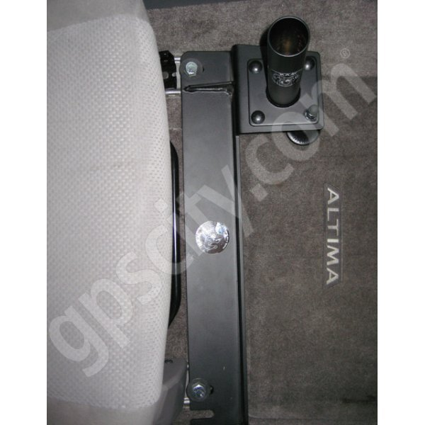RAM Mount Nissan Dual Arm Laptop Vehicle Mount RAMVB-156ST-SW1 Additional Photo #2