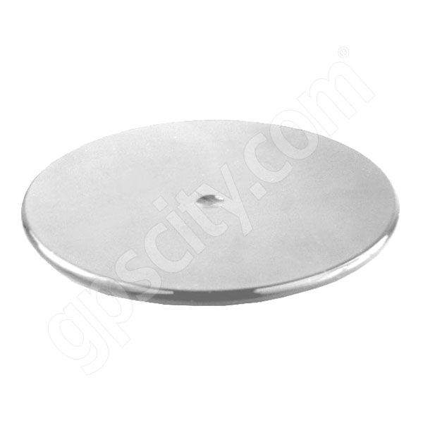 RAM Mount Clear Large Adhesive Plate for Suction Cups