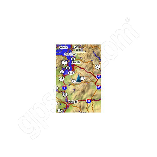 Gpsmap 62 series quick start manual. For use with the gpsmap 62.