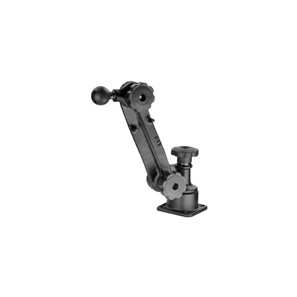 RAM Mount Horizontal Ratchet C System with 1.5in Ball End