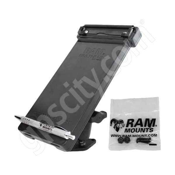 RAM Mount Multi Note Pad Mini Screw Down Plate Mount RAM-B-102-MP1U