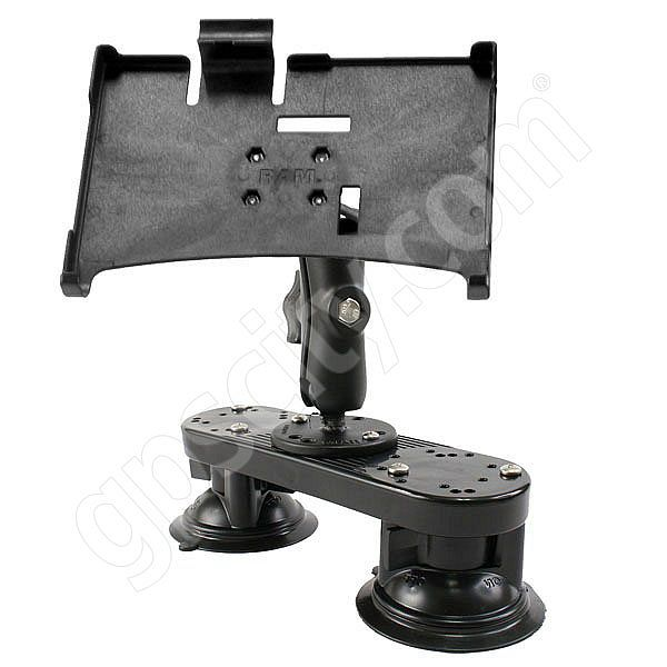 RAM Mount Fujitsu LifeBook P1600 Series Tablet Dual Suction Mount