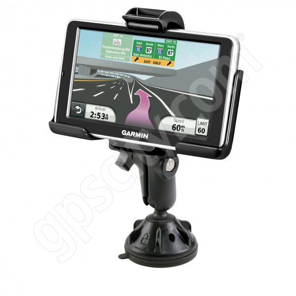 RAM Mount Garmin nuvi 2400 Series Lite Suction Mount RAM-B-166-2-GA45U