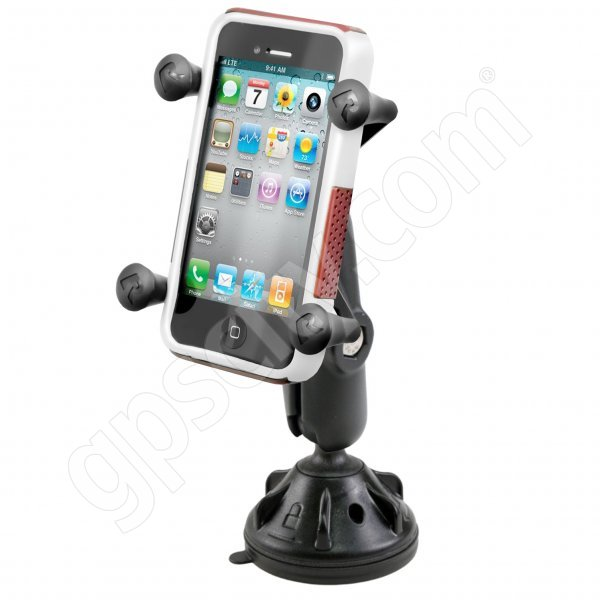 RAM Mount Universal X-Grip Lite Suction Mount RAM-B-166-2-UN7U