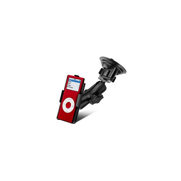 RAM Mount Apple iPod Nano G2 Locking Suction Cup Mount