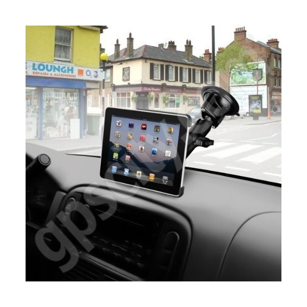 RAM Mount Apple iPad Suction Mount RAM-B-166-AP8U Additional Photo #1