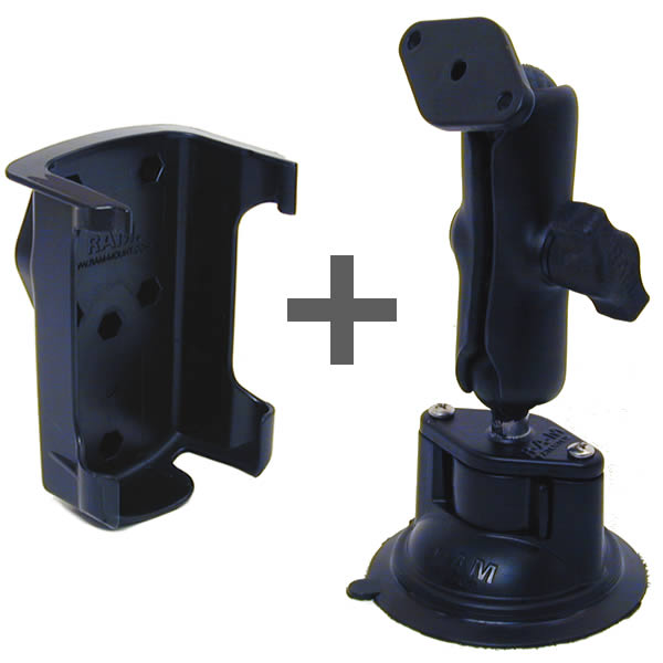 RAM Mount iPaq PDA Suction Mount RAM-B-166-CO1U