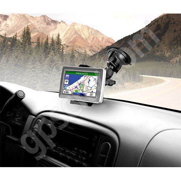 RAM Mount Garmin GPSMAP 600 Series Locking Suction Cup Mount Additional Photo #1