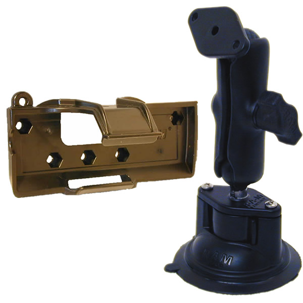 RAM Mount GPS V Series Locking Suction Cup Mount Additional Photo #1
