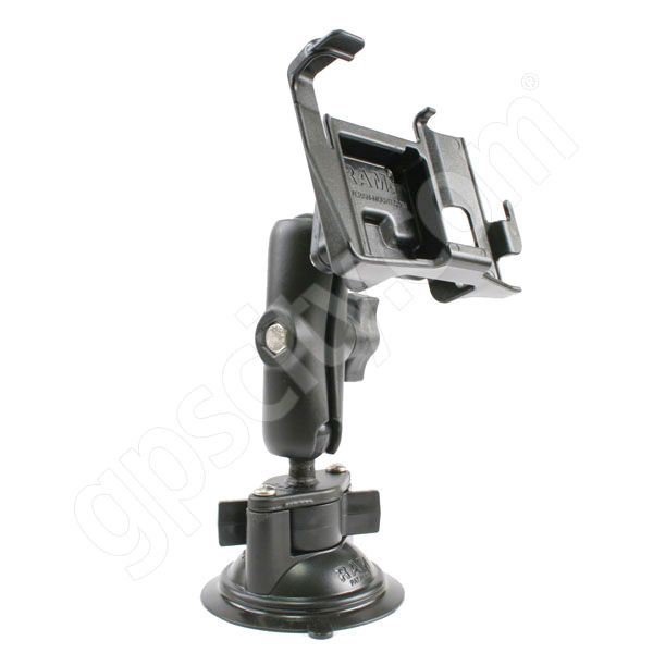 RAM Mount Nuvi 3xx Series Locking Suction Cup Mount