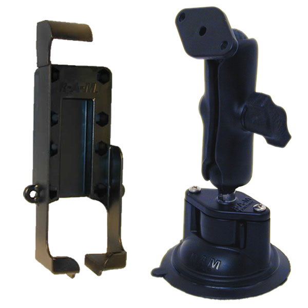 RAM Mount GPS 48 90 Series Locking Suction Cup Mount