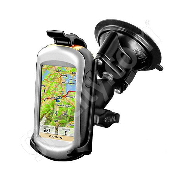 RAM Mount Garmin Oregon Series Locking Suction Cup Mount