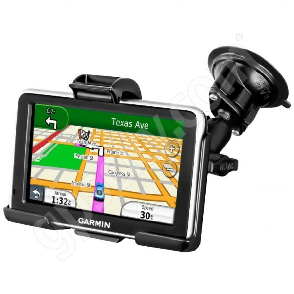 RAM Mount Garmin nuvi 2300 Series Suction Mount RAM-B-166-GA44U
