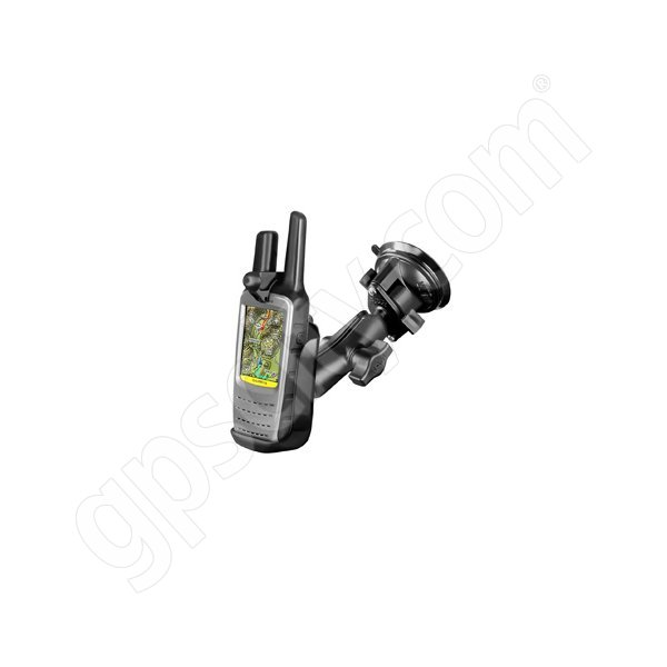 RAM Mount Garmin Rino 610 650 655t Suction Cup Mount RAM-B-166-GA47U