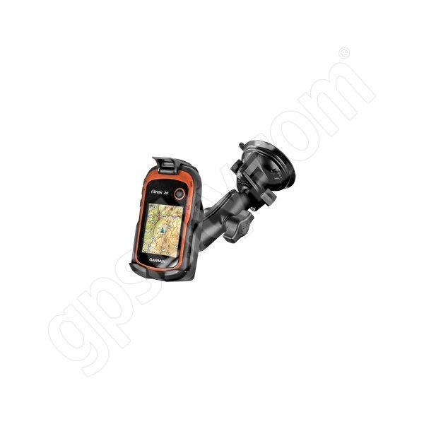 RAM Mount Garmin eTrex 10 20 30 Suction Cup Mount RAM-B-166-GA48U