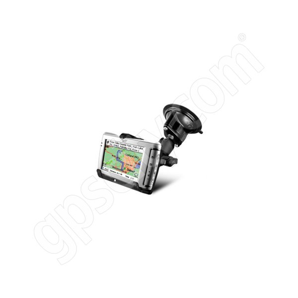 RAM Mount Universal Side Clamp PDA Locking Suction Cup Mount