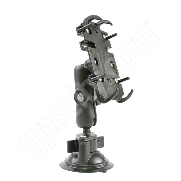 RAM Mount Universal Hook Clamp PDA Locking Suction Cup Mount