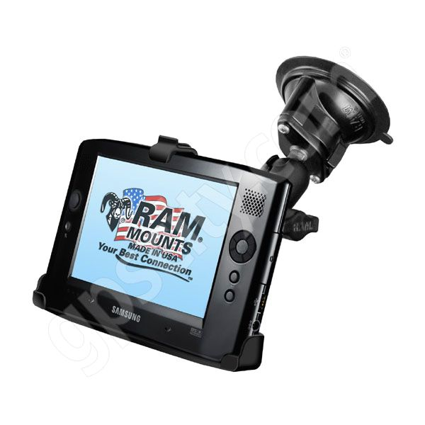 RAM Mount Samsung Q1 UMPC Suction Cup Mount