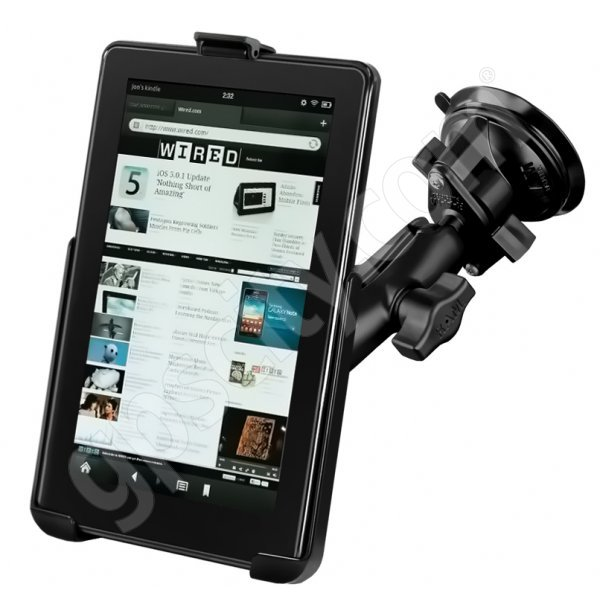 RAM Mount Samsung Galaxy Tab Suction Mount RAM-B-166-SAM4U Additional Photo #1