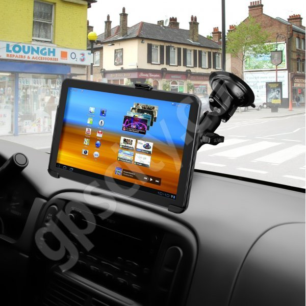 RAM Mount Samsung Galaxy Tab 10.1 Suction Mount RAM-B-166-SAM5U