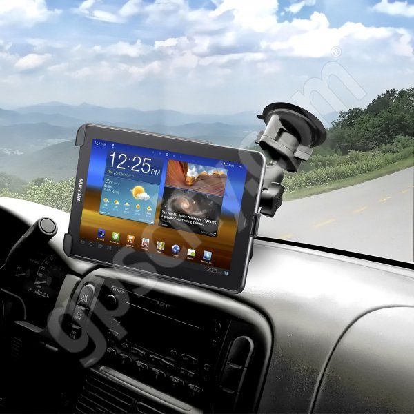 RAM Mount Samsung Galaxy Tab 7.0 Plus Suction Mount RAM-B-166-SAM6U