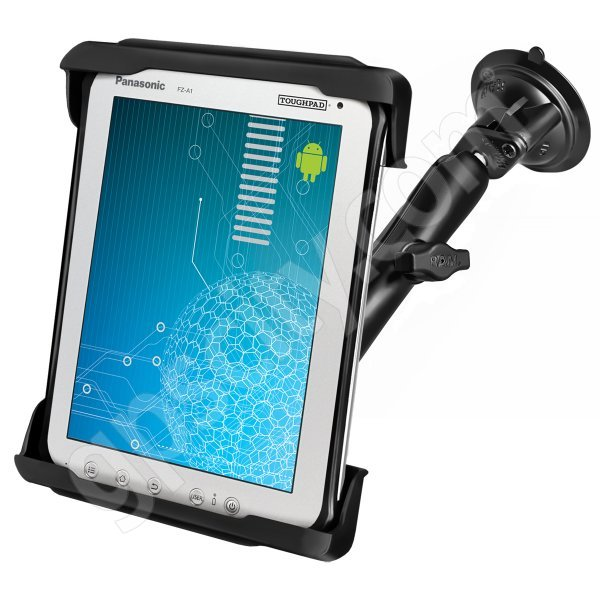 RAM Mount Tab-Tite 10 Panasonic Toughpad FZ-A1 Tablet Suction Cup Mount