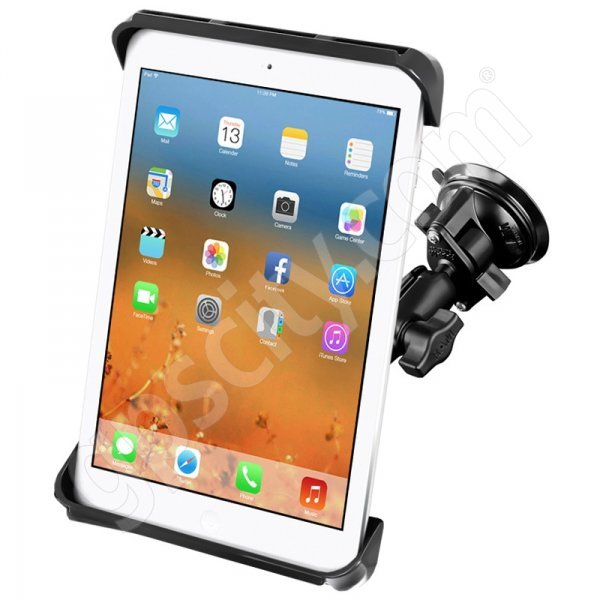 RAM Mount Tab-Tite-3 Tablet Suction Cup Mount RAM-B-166-TAB3U
