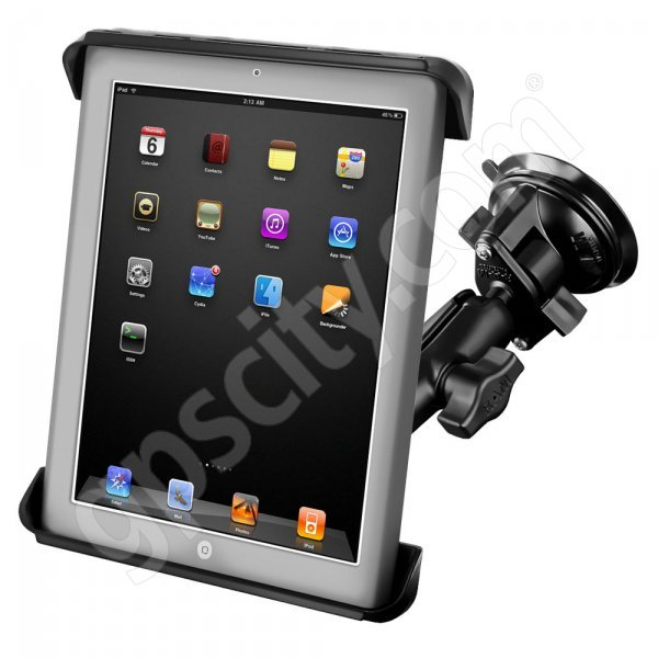 RAM Mount Tab-Tite Large Tablet Suction Cup Mount RAM-B-166-TAB-LGU