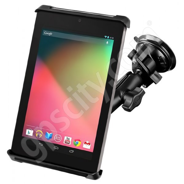 RAM Mount Tab-Tite Small Tablet Suction Cup Mount