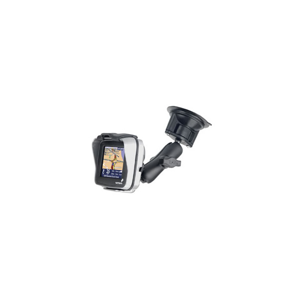RAM Mount TomTom Rider Locking Suction Cup Mount