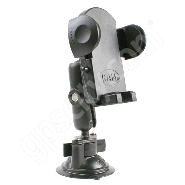 RAM Mount Universal Medium Cradle Locking Suction Cup Mount