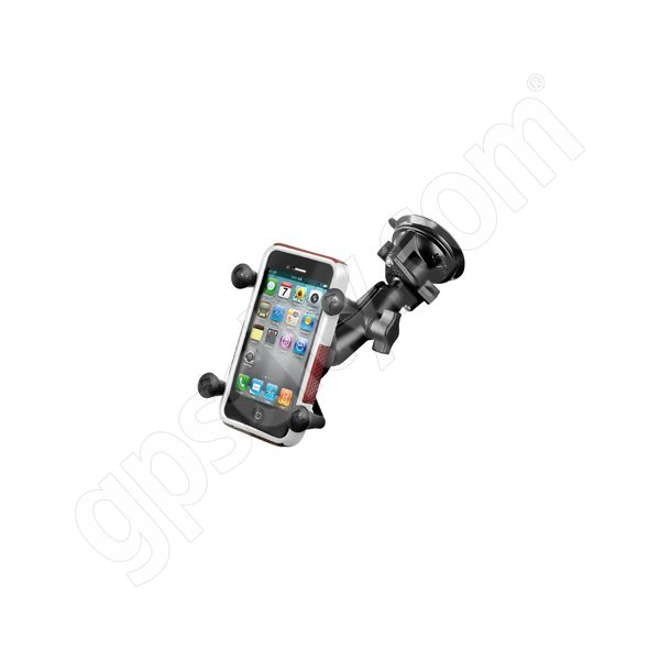 RAM Mount Universal X-Grip Locking Suction Cup Mount