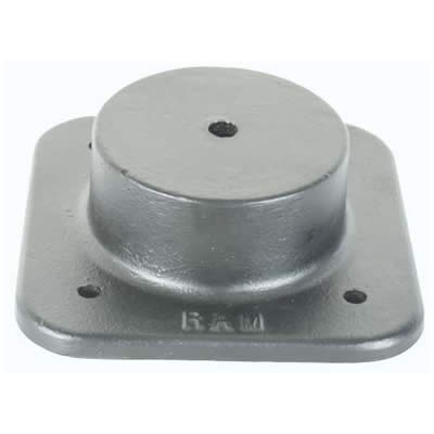 RAM Mount Horizontal D-Ratchet Mount Base RAM-D-162HU