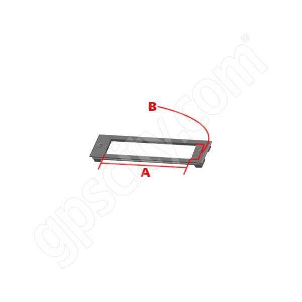 RAM Mount A22 RAM Custom Faceplate for Console RAM-FP3-6310-1750