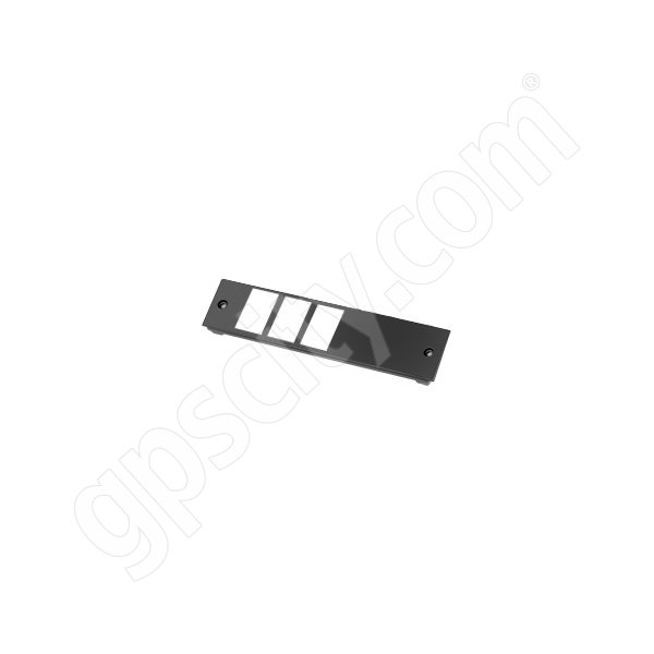 RAM Mount S02 RAM Triple Switch Faceplate for Console RAM-FP2-S3L-0830-1450