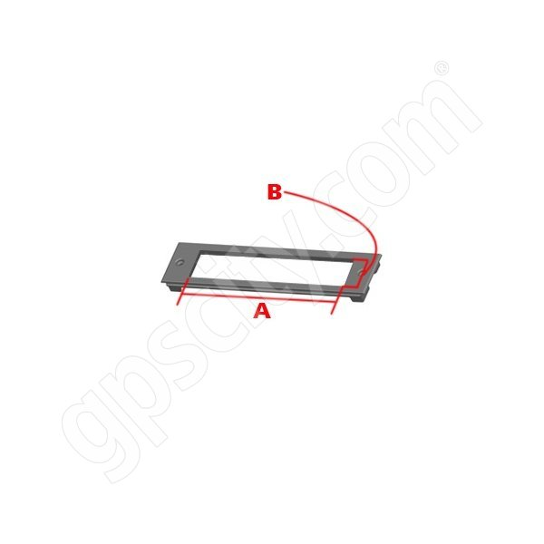 RAM Mount B40 RAM Custom Faceplate for Console RAM-FP5-6500-4500