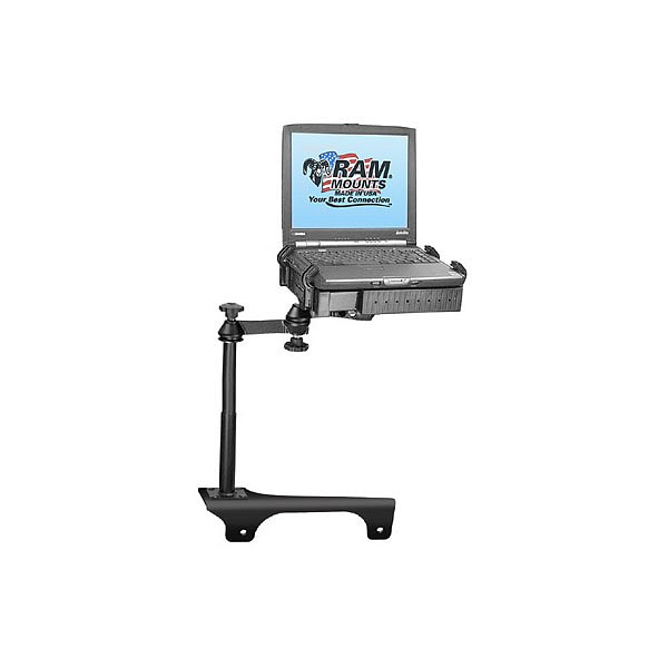RAM Mount Hummer H3 Dual Arm Laptop Vehicle Mount