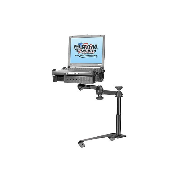 RAM Mount Lincoln and Ford Dual Arm Laptop Vehicle Mount
