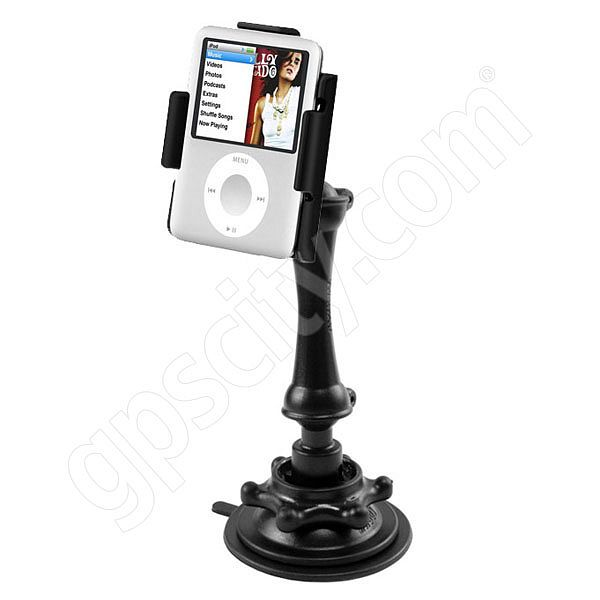 RAM Mount Apple iPod Nano G3 Snap-Link Suction Cup Mount