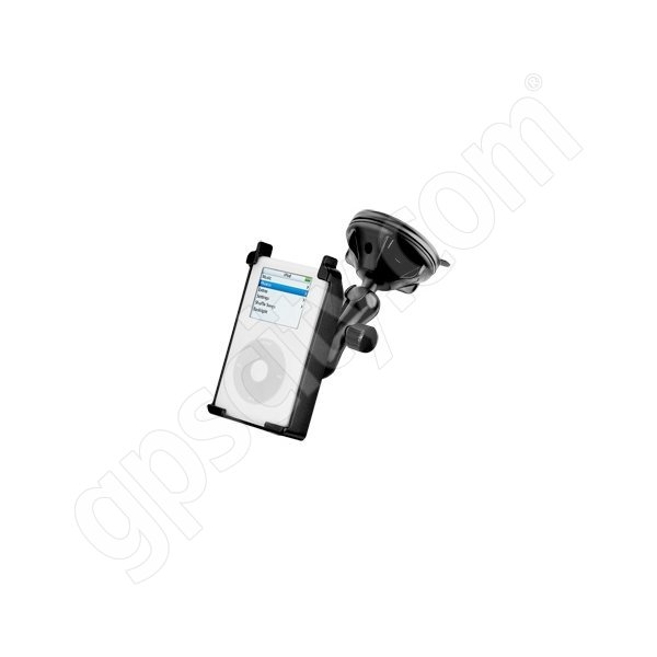 RAM Mount Apple iPod classic Suction Mount Lite RAP-B-166-2-AP1U