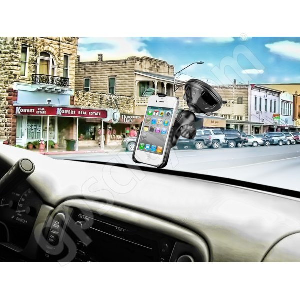 RAM Mount Apple iPhone 4 Suction Mount Lite RAP-B-166-2-AP9U