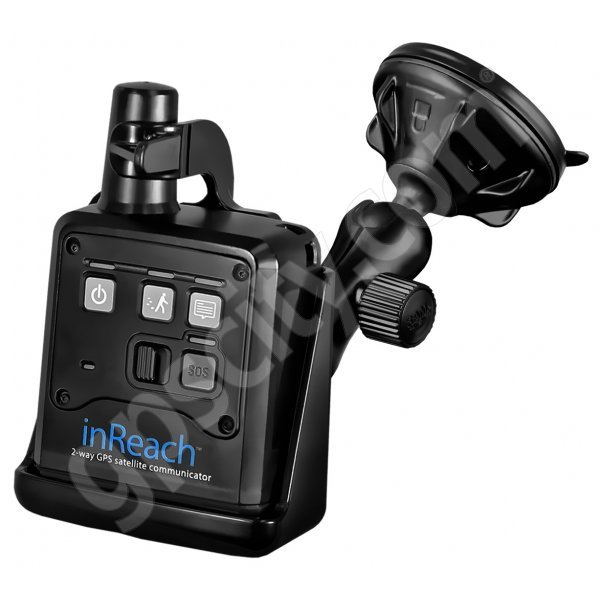 RAM Mount DeLorme inReach Lite Suction Mount RAP-B-166-2-DEL2U