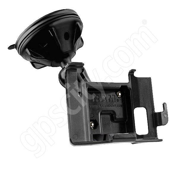 RAM Mount Garmin nuvi 300 Series Grip-Lock Suction Cup Mount