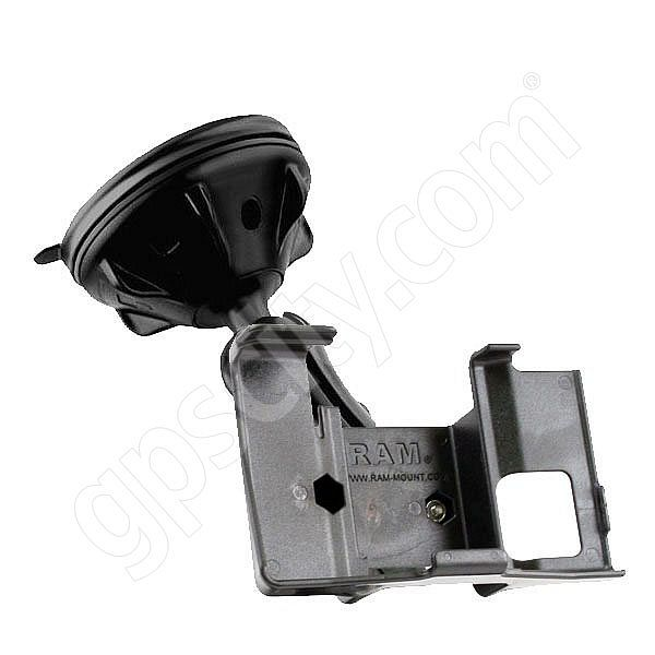 RAM Mount Garmin nuvi 600 Grip-Lock Suction Cup Mount